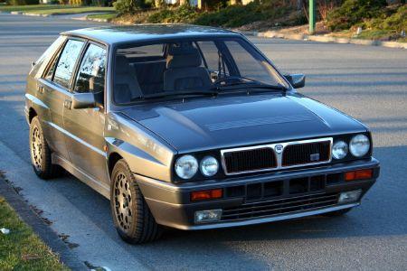 1990 Lancia Delta