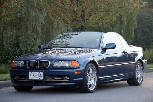 2001 bmw 330ci