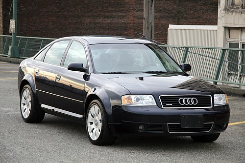 1999 Audi A6 4.2 quattro PICS