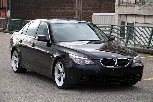 Buy Good Looking 2004 Bmw 530i Second Hand Car With Cheap