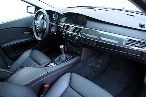 2004 bmw 545i 6 speed manual