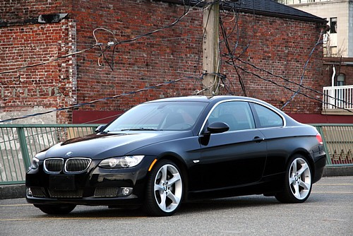 2007 BMW 335i Coupe Sport